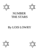 Number the Stars - Lois Lowry workbook for ISNs