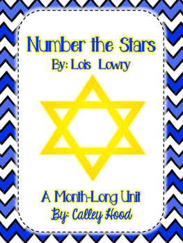 Number the Stars Month-Long Unit