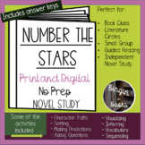 Number the Stars Novel Study - Distance Learning