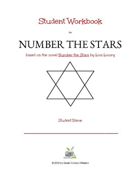 """""""Number the Stars"""" Novel Study Guide"""