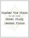 Number the Stars Novel Study Lesson Plans