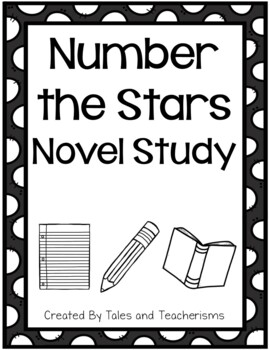 Number the Stars Novel Study - Student Packet