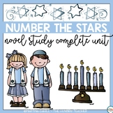 Number the Stars Novel Study Unit