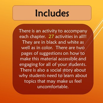 Number the Stars Novel Study for Special Education