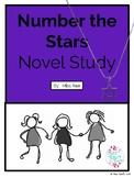 Number the Stars Novel Study l CCSS