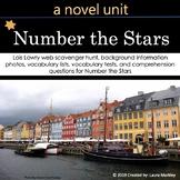 Number the Stars Novel Unit