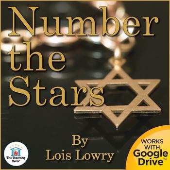 Number the Stars Novel Study Book Unit