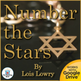 Number the Stars Novel Study Book Unit