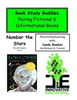 Number the Stars - Pairing Fictional and Informational Books