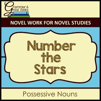 Number the Stars: Possessive Nouns