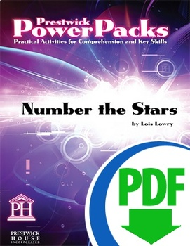 Number the Stars PowerPack