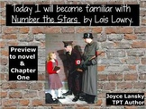 Number the Stars Preview & Ch. 1 for Promethean Board