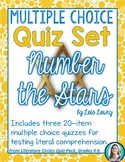 Number the Stars Quiz Set * Novel Quizzes