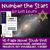 Number the Stars Novel Unit