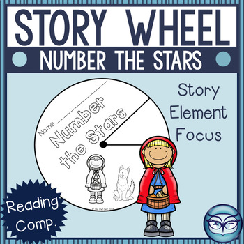 Number the Stars Story Elements Wheel