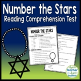 Number the Stars Test: Final Book Quiz with Answer Key