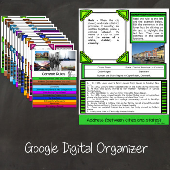 Number the Stars Novel Study: Digital + Printable Book Unit: skills & activities
