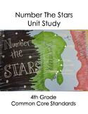 Number the Stars Unit Study