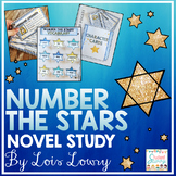 Number the Stars Novel Study Lois Lowry