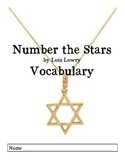 Number the Stars Vocabulary Study