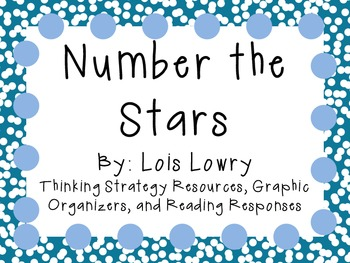 Number the Stars by Lois Lowry: Characters, Plot, Setting