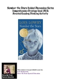 Number the Stars by Lois Lowry Guided Discussion Notes