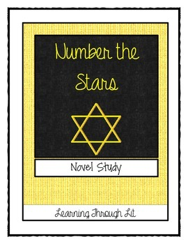 Lois Lowry NUMBER THE STARS  Literature Unit