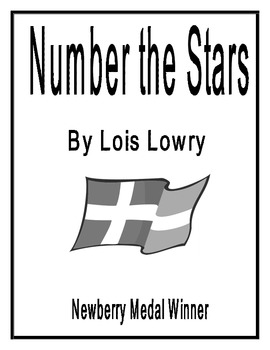 Number the Stars by Lois Lowry Vocab, Questions, and Research Project
