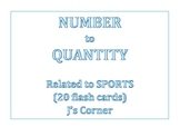Sports: Number to Quantity