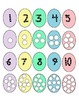 Number to Quantity Egg Matching Activity 1-10