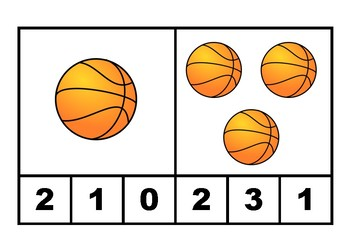 Sports: Number to Quantity II