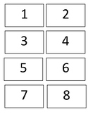 Number to Quantity Matching