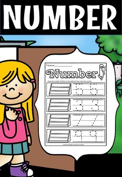 Number trace(FREE)