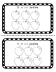 Number word SIX sight word reader