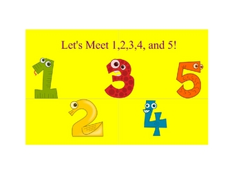 Number/Counting Introduction