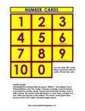 NumberMatch Number Bingo 0-10