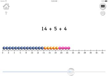 NumberShapes Whiteboard