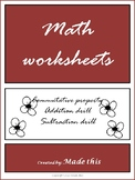 Number_Operation_Worksheets