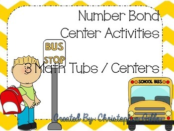 Numberbond Activities Addition to 10