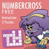 Numbercross Puzzles (Free Version)