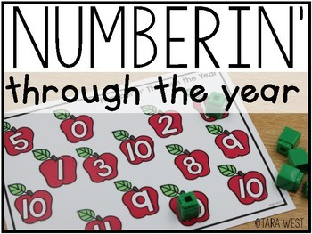 Numberin' Through the Year