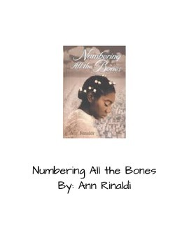 Numbering All the Bones Book Club