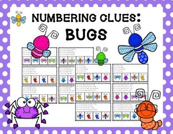 Numbering Clues: Bugs