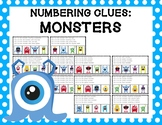 Numbering Clues: Monsters
