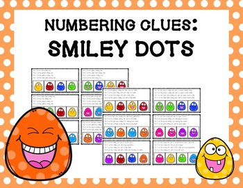 Numbering Clues: Smiley Dots