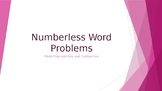 Numberless Word Problems: Multi-Step Addition and Subtraction