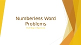 Numberless Word Problems: Multi-Step All Operations