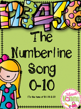 Numberline Song 0-10