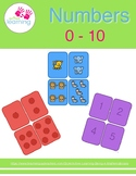 Numbers 0-10 (Playing Cards, Fun Games, Flash Cards, NO PREP)