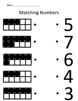 Numbers 0-10